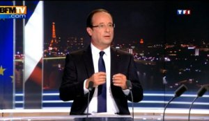 Intervention de Hollande : réactions à gauche