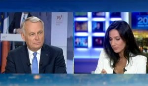 Revivez l'interview de Jean-Marc Ayrault sur France 2