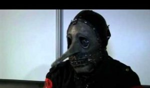 Slipknot 2009 interview - Chris Fehn (part 5)