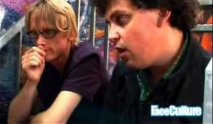 Simian Mobile Disco 2007 interview - Jas Shaw and James Ford (part 6)