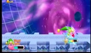 Kirby's Adventure Wii - Boss : Chimair royal 5-6