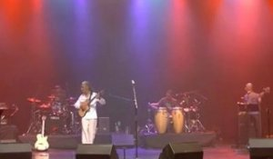 Chris Combette - concert Martinique juin 2012
