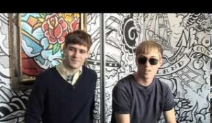 The Drums 2010 interview - Jonathan and Jacob (part 4)