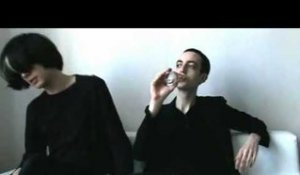 The Horrors 2009 interview - Joshua and Tom (part 5)