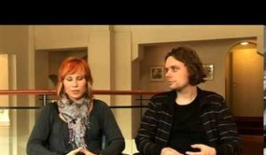 The Gathering 2009 interview - Silje Wergeland and Frank Boeijen (part 3)