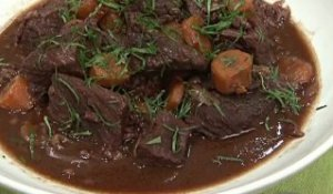 Boeuf bourguignon traditionnel - 750 Grammes