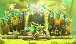 Rayman Legends - Trailer de la démo