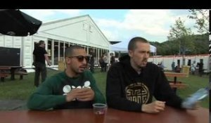 The Opposites 2010 interview - Willy en Big2 (deel 2)