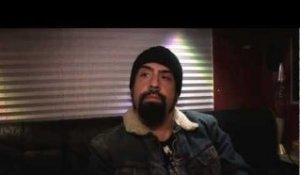 Anthrax interview - Rob Caggiano (part 1)