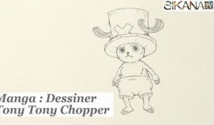 Manga : Dessiner un mini Chopper de One Piece ? - HD