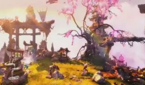 Trine 2 : Director's Cut - Bande-annonce #2