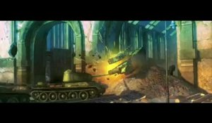 World Of Tanks - Bande-annonce #10 - Mise-à-jour 8.0