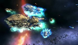 Endless Space - Bande-annonce #3 : trailer de lancement Mac