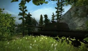 World Of Tanks - Bande-annonce #9 - Mise-à-jour 7.5