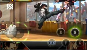 The King Of Fighters i 2012 - Gameplay #1 - Sept minutes de didacticiel