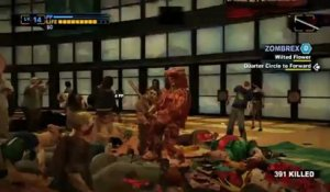 Dead Rising 2 : Off the Record - Bande-annonce #10 - Le guerrier (DLC)