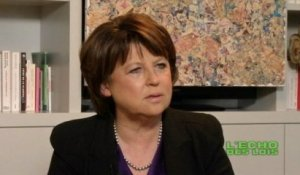Interview exclusive : Martine Aubry fait le bilan de la CMU
