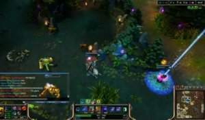 Le grab de Dieu... Ou pas ! - League of Legends