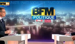 BFM Politique : l'interview de Vincent Peillon par Olivier Mazerolle - 24/02