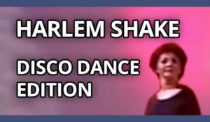 Harlem Shake - Disco dance edition