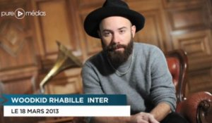 Woodkid rhabille France Inter