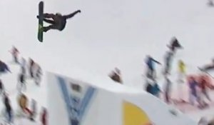 X-Games - Mark McMorris - Snowboard Slopestyle - 2013