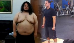Incroyable transformation de Jon Calvo