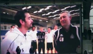 La Vague Rouge : Rennes Volley 35