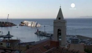 Costa Concordia : amende d'un million d'euros pour la...