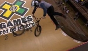 Zack Warden - BMX Big Air - X-Games Foz do Iguacu - 2013