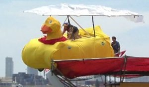 Top 10 Bloopers - Red Bull Flugtag - USA - 2013
