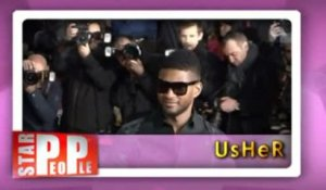 Usher : Out there
