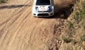 Drone Work - Rally Portugal - The new View on the Sport - 2013