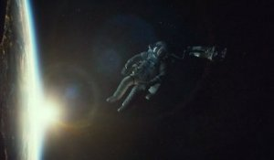 Gravity (bande-annonce teaser vo)