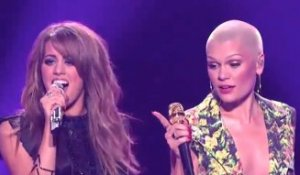 American Idol Finale with Jessie J and Angie Miller