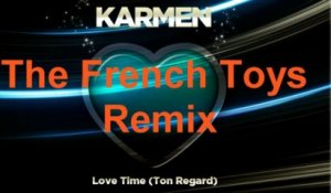 Karmen - Love Time (Official Video Teaser)