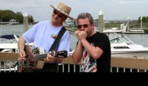 PROFESSOR BOTTLENECK AND HARMONICA FRANK -   WHY YOU WHY ME (BalconyTV)