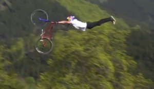 MTB Slopestyle Competition - Red Bull Berg Line 2013