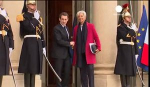 Affaire Tapie : Christine Lagarde auditionnée par la...