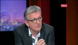 Pierre Laurent invité du 22H/ Michelin/ le 10.06.2013