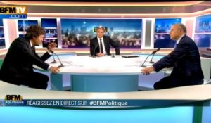 BFM Politique: l'interview d'Alain Juppé par Christophe Ono-dit-Biot du Point - 23/06