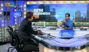 Bilan de Vinexpo : Jean-Luc Coupet de Wine Bankers dans Good Morning Business - 21 juin