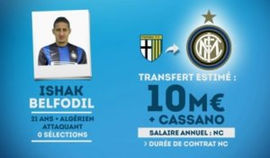 Officiel : Belfodil à l'Inter !