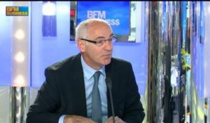 Relations Union Européenne/France: Thierry Repentin dans Good Morning Business - 26 juin