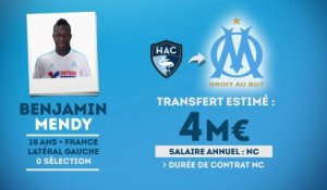 Officiel : Benjamin Mendy file à l'OM !