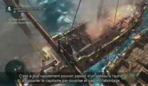 Assassin's Creed IV Black Flag - Vidéo de gameplay