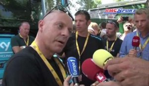 "Brailsford : ""On ne prendra pas de risque"" 16/07"