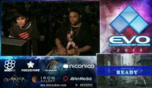 [Ep#40] EVO 2013 - Fox vs Xian - Top 8 The King of Fighters XIII