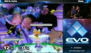 [Ep#31] EVO 2013 - Mango vs Dr.PeePee  - Top 8 Super Smash Bros Melee