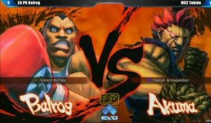 [Ep#72] EVO 2013 - PR Balrog vs Tokido - Top 8 Super Street Fighter IV